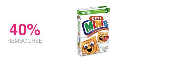 Céréales CINI MINIS