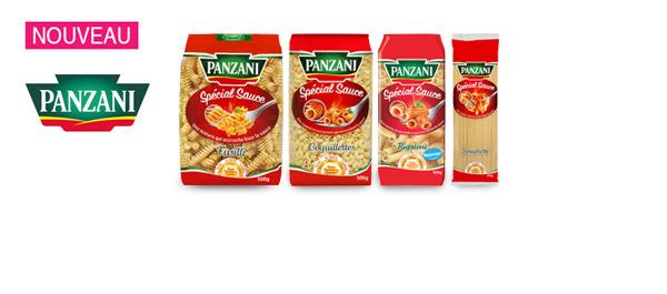 Pâtes Panzani Spécial Sauce