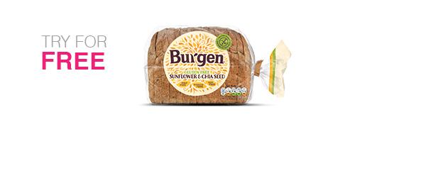 Burgen Sunflower & Chia Seed Bread
