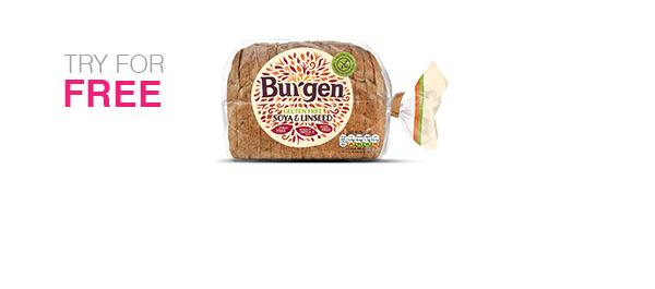 Burgen Soya & Linseed Bread