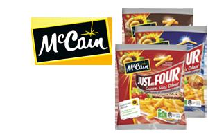 McCain  Just Au Four