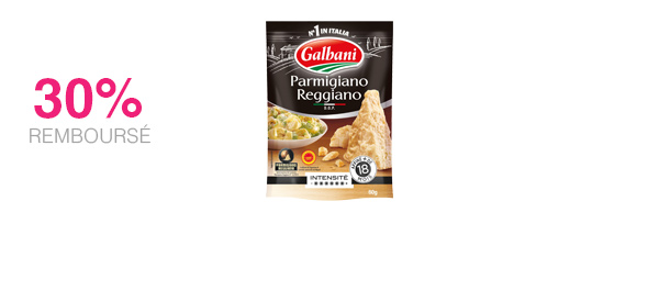 Parmigiano Reggiano 60g Galbani