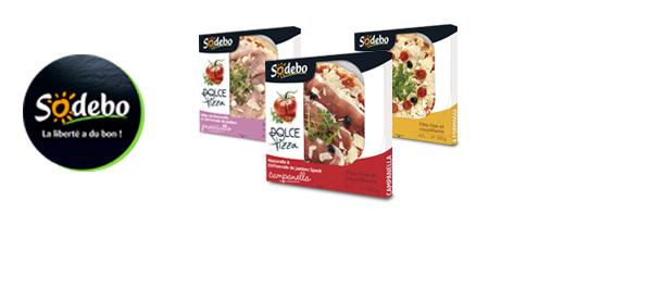Dolce Pizza Sodebo