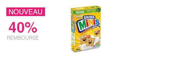 Céréales GOLDEN MINIS