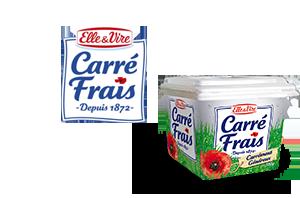 Carré Frais  Le pot 300g