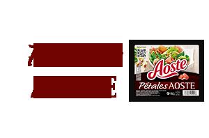 Pétales Aoste