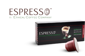 Espresso by Ethical Coffee Company