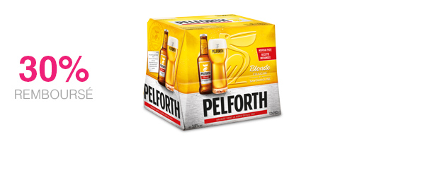 Pelforth Blonde 12x25cl