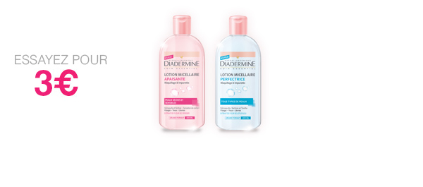 Les Lotions Micellaires 400ml