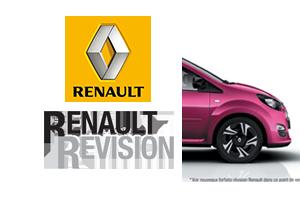 Renault Révision