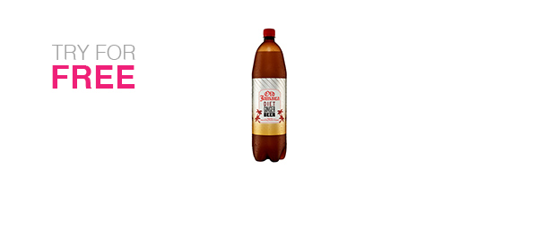 DIET Ginger Beer 1.5L bottle