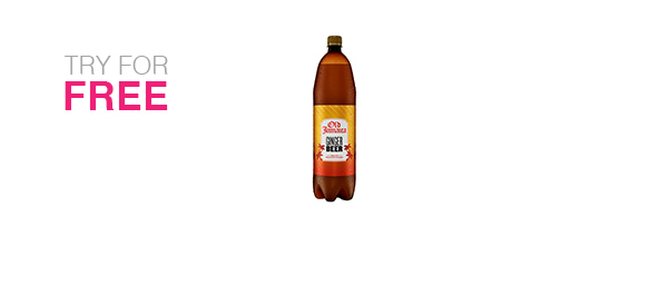 Ginger Beer 1.5L bottle