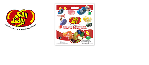 Bonbons Jelly Belly
