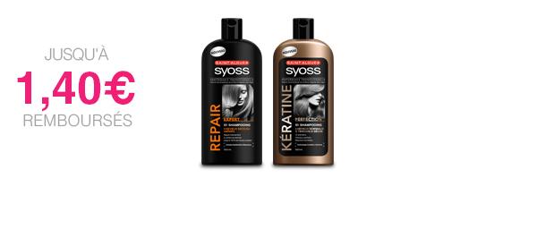 Shampoings SYOSS