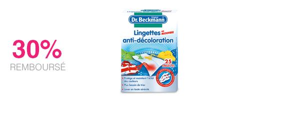 Les Lingettes Anti-Décoloration