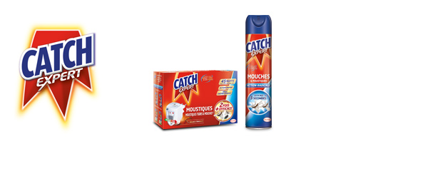 Catch Anti-Moustiques