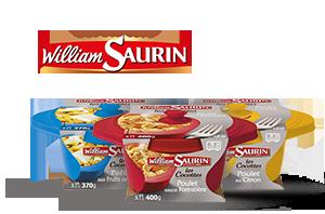 William Saurin les Cocottes
