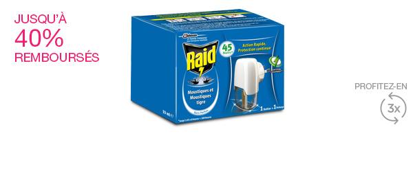 Diffuseur Liquide RAID®
