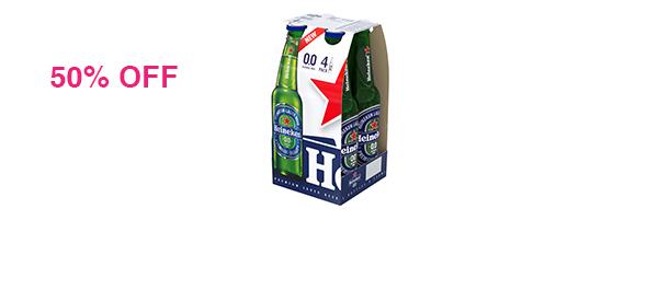 4x330ml bottles