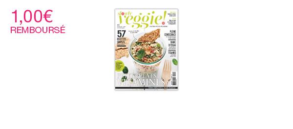 Le magazine Slowly Veggie