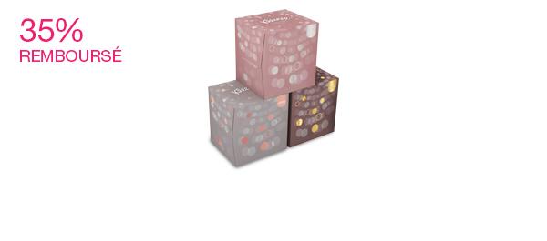 Kleenex UltraSoft - Boîte Cubique