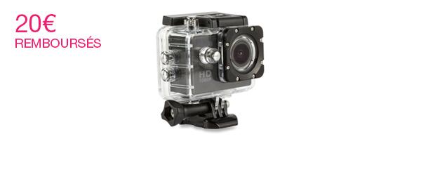Action Cam Full HD Konix