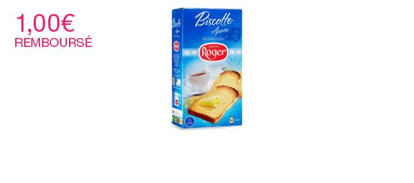 Biscottes Aixoises Au Froment