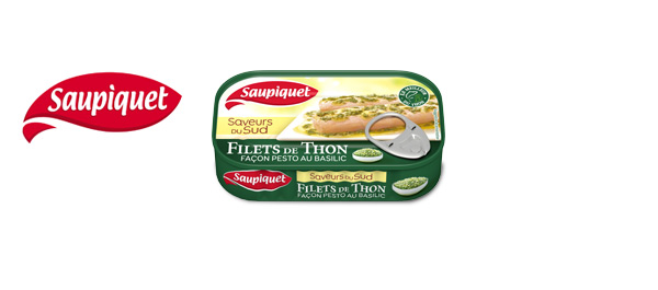 Les Filets de ThonSaupiquet