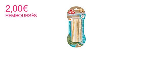 8in1 Delights pro dental sticks