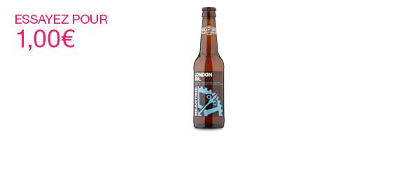 Bière London IPA