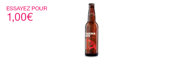 Bière Yakima Red