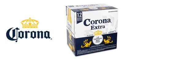 Corona, bière blonde du Mexique