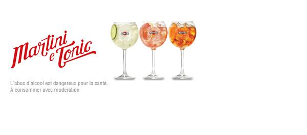 Des cocktails frais à partager