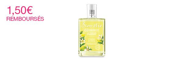 Eau Parfumée Dynamisante - Cédrat