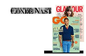 Abonnement Glamour + GQ