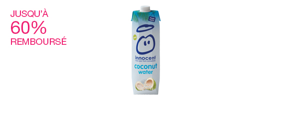 L'eau de coco innocent 1L