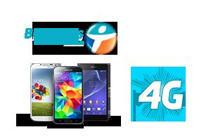 Bouygues Telecom Forfaits Sensation 4G