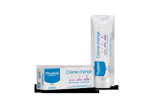 Crème change 1>2>3  nouvelle formule
