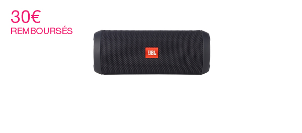 Enceinte JBL Flip 3 Black Edition
