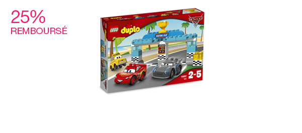 LEGO® DUPLO® Disney Pixar Cars 3