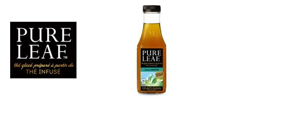 Thé glacé infusé Pure Leaf