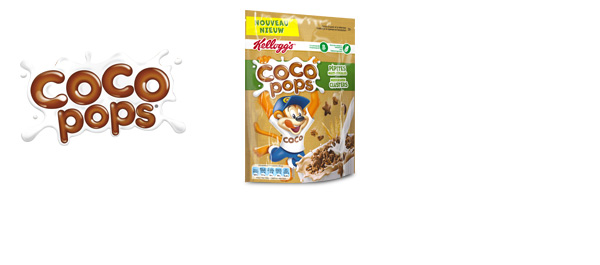 Coco Pops Pépites Multi-Céréales