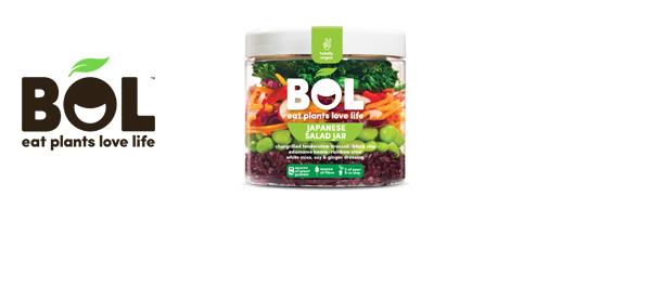 NEW BOL Salad Jars