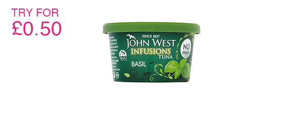 Tuna - Basil