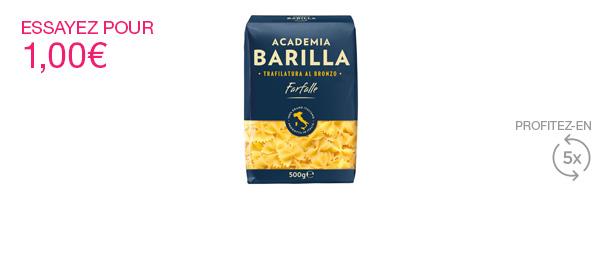 Academia Barilla Farfalle