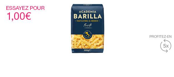 Academia Barilla Fusilli