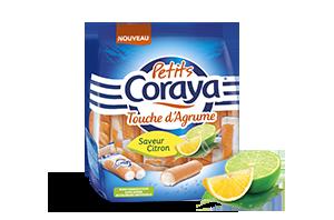 Petits Coraya  saveur Citron