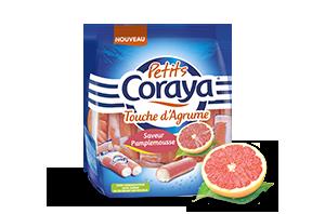 Petits Coraya  saveur Pamplemousse
