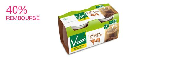 Délices Bio au Cacao