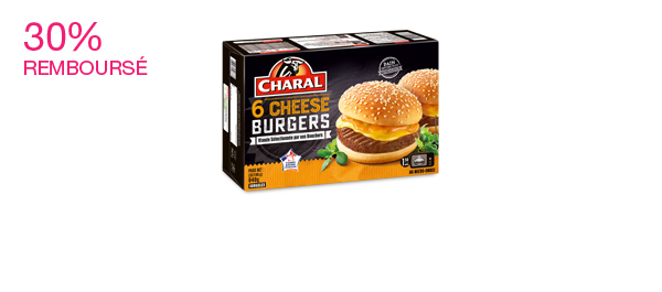 Cheeseburgers x2 et x6